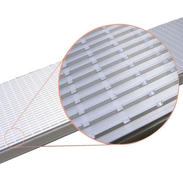 Rampes amovibles en Alu (L=1995 x l=220mm)
