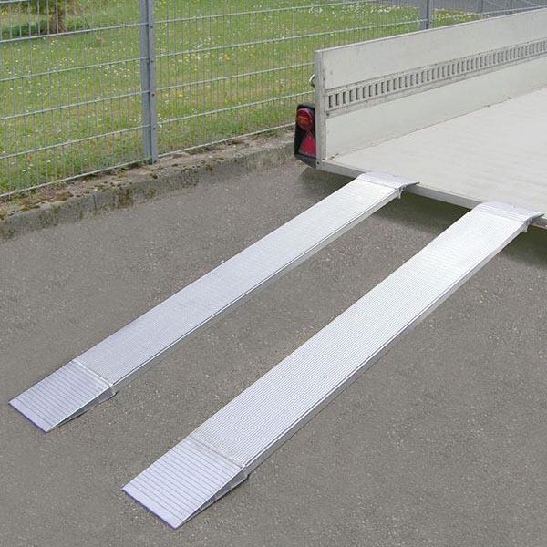 Rampes amovibles en Alu (L=2975 x l=220mm)