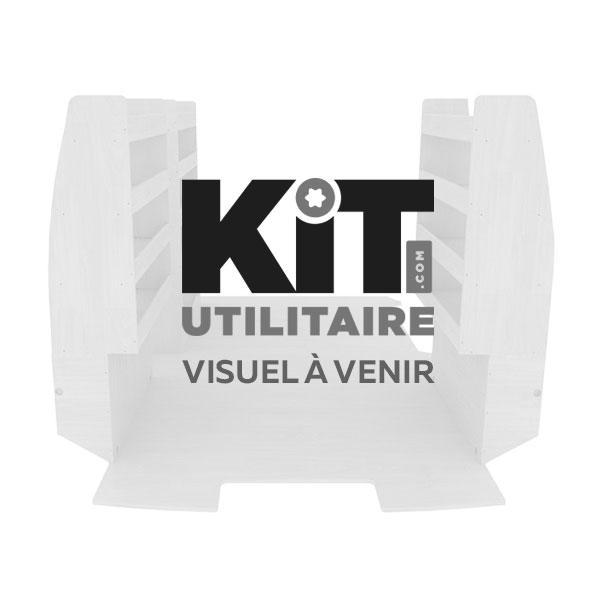 Aménagement bois optimum K5 CP antidérapant + vernis - Hayon