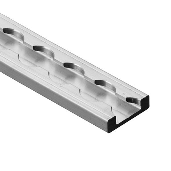 Rail aéro encastrable 1m ép 9,6mm