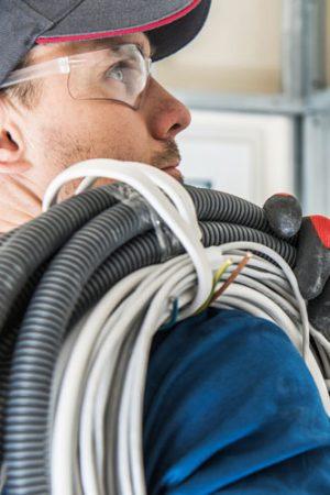 kit utilitaire electricien