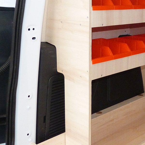 Le matériel est parfaitement adapté à votre véhicule