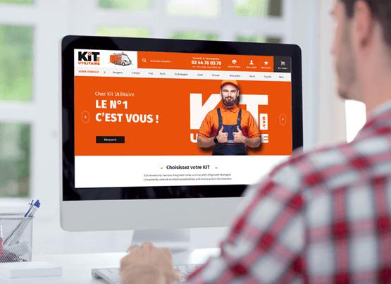 nouveau site kit utilitaire