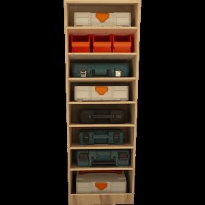 valise de rangement