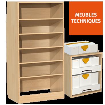 meubles pour valises électroportatif